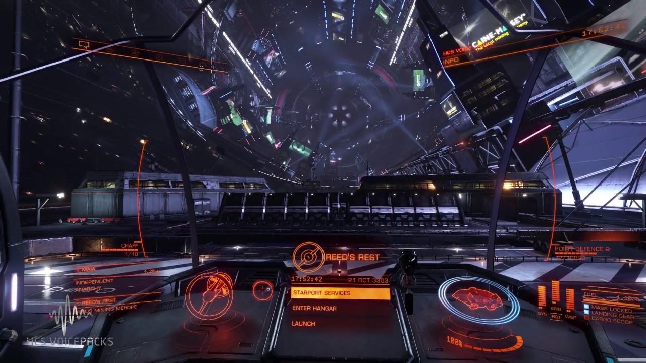 ARCHER - Your flight companion for Elite Dangerous! by HCS
