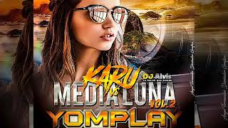 KARU VS MEDIA LUNA VOL 2 YOMPLAY DISCPLAY.(DJ ALVIS MIX)