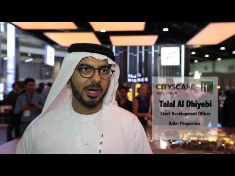 Cityscape Abu Dhabi 2017 Day 1