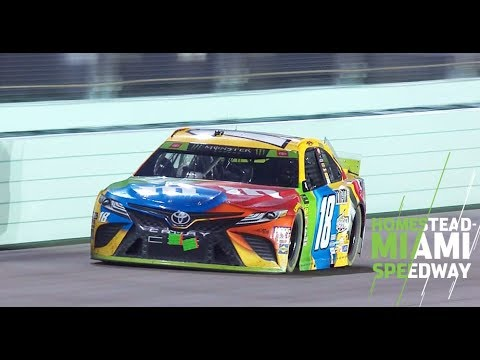 Kyle Busch finishes off second Cup Series title | NASCAR at Homestead-Miami Speedway