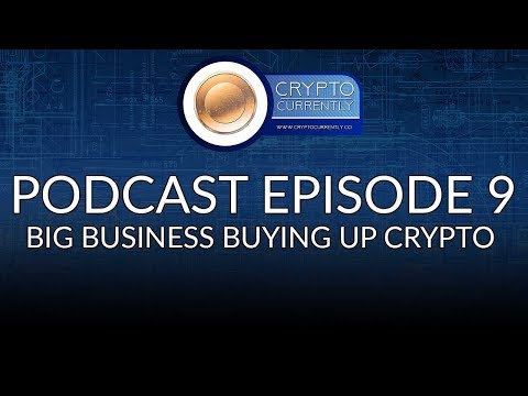 Cryptocurrency and Blockchain Podcast: XRP and Dutch Banks, IBM and central Banks,and Russia