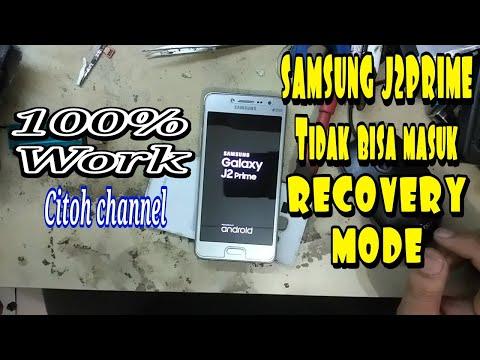 Cara Masuk Recovery Mode Samsung Tanpa Tombol.