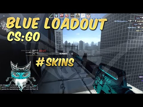 Blue Loadout | Icarus Fell M4A1-S