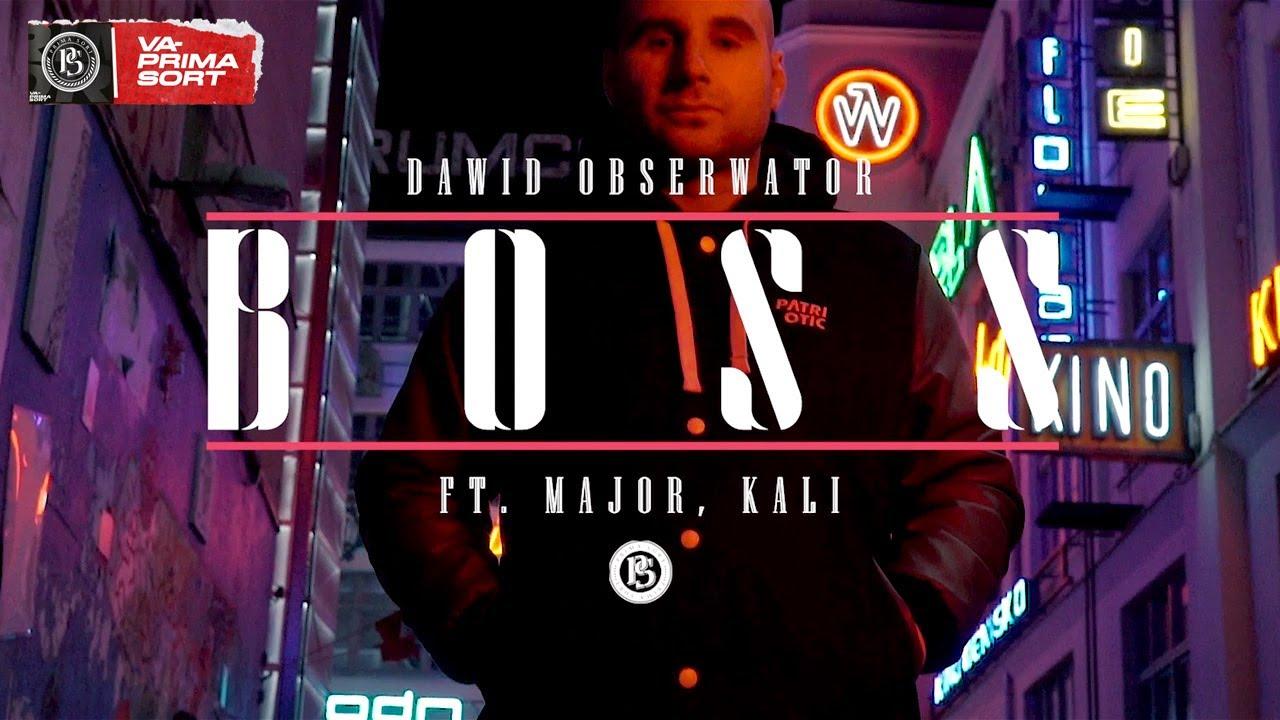 Download Dawid Obserwator x Major SPZ x Kali - Boss