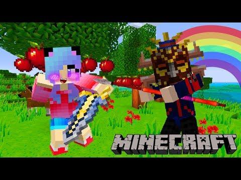 Minecraft ซีรี่ย์ ตอน อุบัติเหตุหลงทางข้ามมิติในป่าสุดโหด