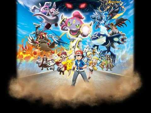 Pokémon The Movie XY – ♫ Tweedia ♫ Ring no Chomajin Hoopa