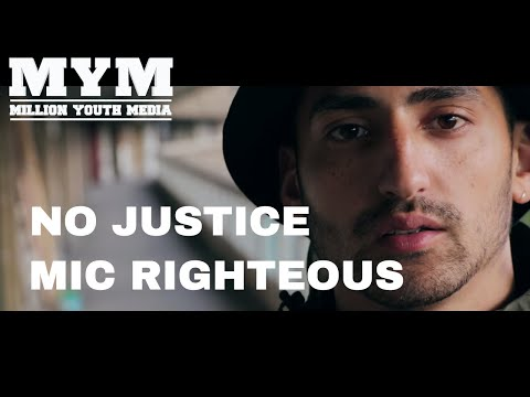 Mic Righteous - No Justice | Spoken Word Film