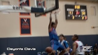 Deyonta Davis Mixtape (Biggest Blow-Up of The Spring)