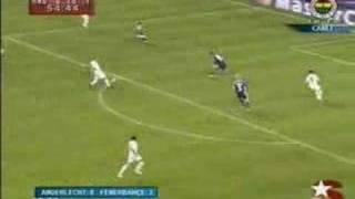 Anderlecht - Fenerbahce 0-2