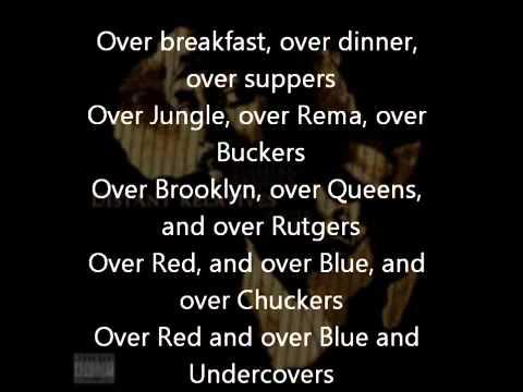 Nas & Damian Marley   Tribes at war with lyrics)