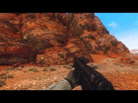 .950 JDJ Rifle Animations
