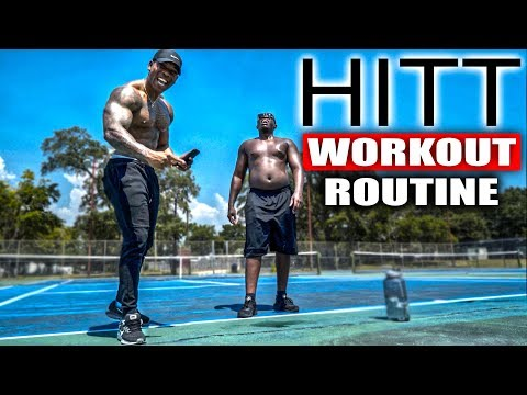 10 MINUTE FAT BURNING WORKOUT 3.0 (NO EQUIPMENT)