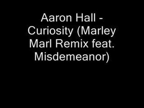 Aaron Hall - Curiosity (Marley Marl Remix feat. Misdemeanor)