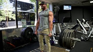 HOW TO INCREASE YOUR DEADLIFT!