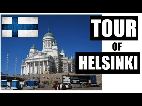 Helsinki City Tour | KatChats