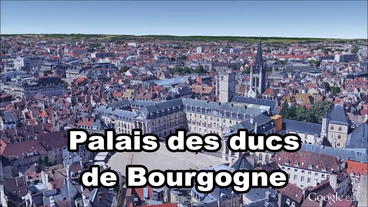palais des ducs de bourgogne dijon bourgogne unesco youtube. Black Bedroom Furniture Sets. Home Design Ideas
