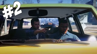 Grand Theft Auto 5 PC ► Gameplay Walkthrough Part 2 - Repossession (GTA 5)