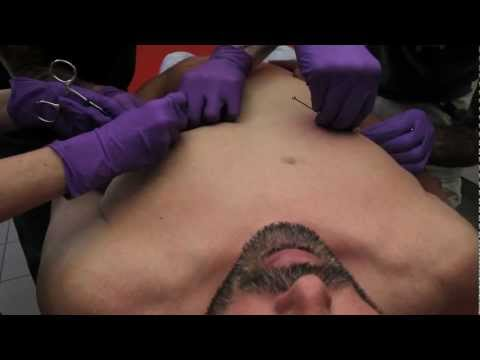 TRIPLE NIPPLE PIERCING- Noel Garcia Interview- THE MODIFIED WORLD- Episode 3