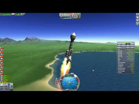 Kerbal Space Program - Tutorial Rocket Building - 02