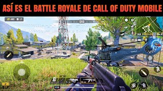 Review Battle Royale  Call of Duty Mobile (Beta)