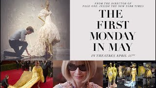 The First Monday in May (2016) Official Trailer