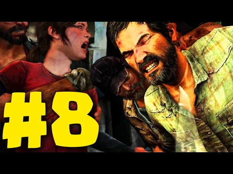 SACCHEGGIATORI E CANNIBALI.. IMBOSCATA!! - The Last Of Us #8
