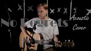 MAGIC! - No Regrets (cover) by Russell Michael