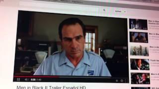 Men In Black 2: Tráiler En Español HD 1080P