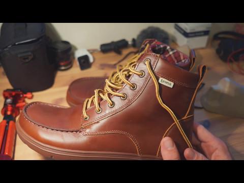 Unboxing Leather Lems Boulder Boot