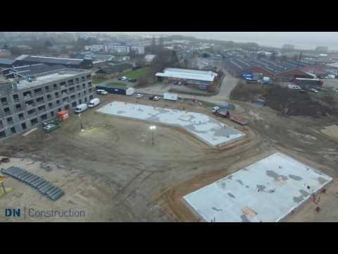 DN Construction | Risskov Engpark opdatering inden nytår