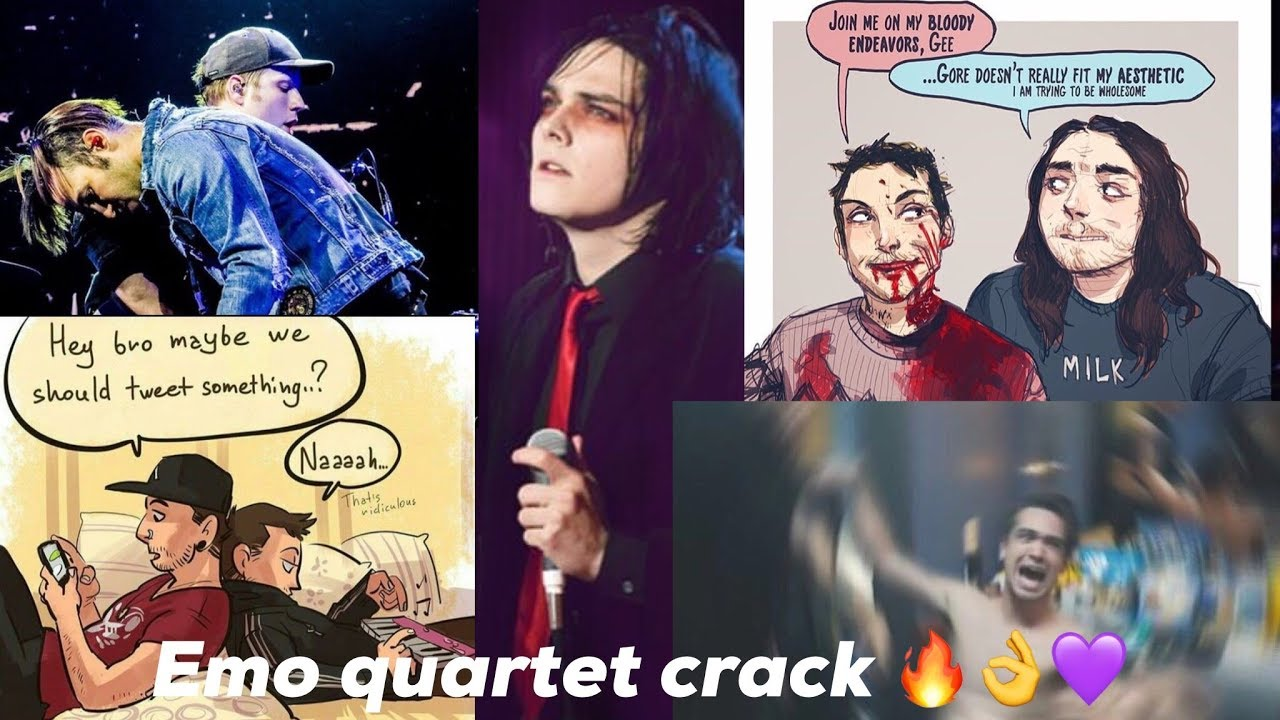 EMO QUARTET ON FRESH CRACK 2