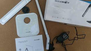 Обзор настольной лампы BlitzWolf® BW-LT1
