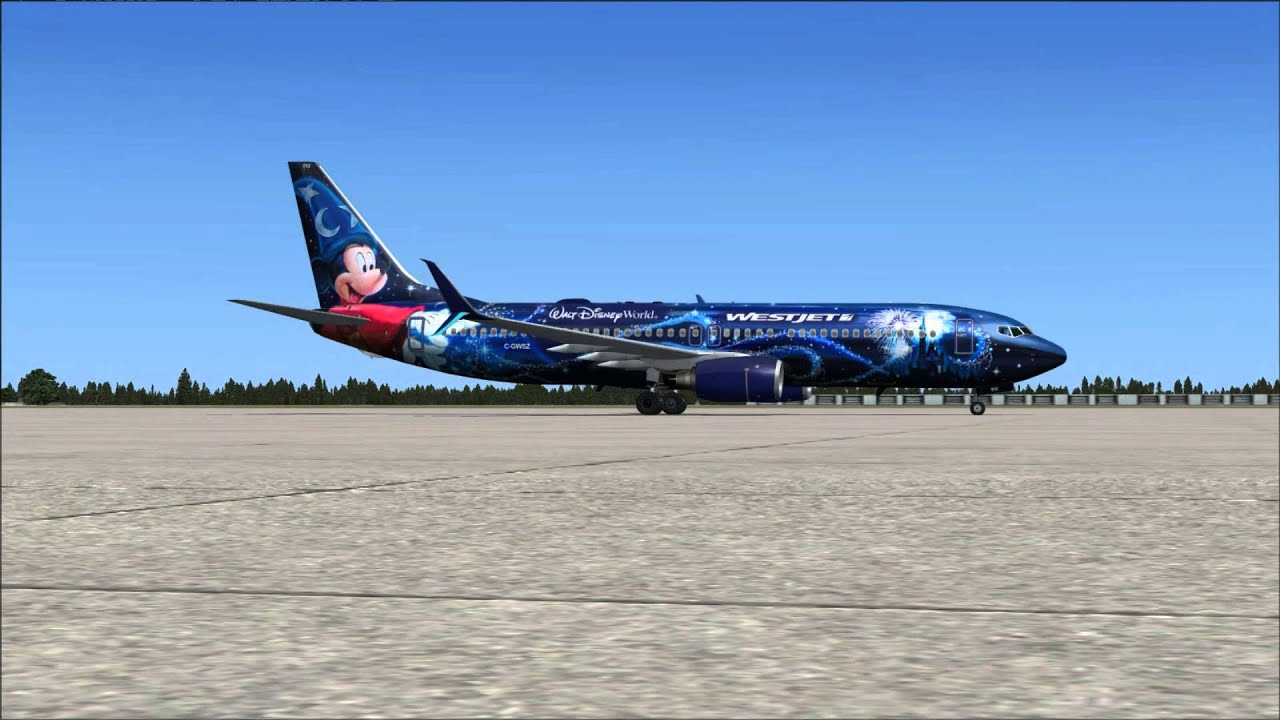 how to get from toronto to disneyland on plane