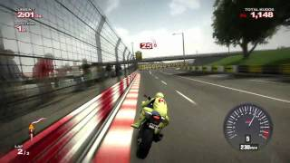 PGR4 Bike Macau Gameplay HD
