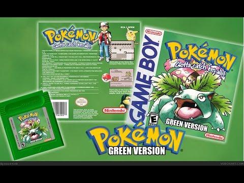 let 39 s check out pokemon green version fan translation youtube. Black Bedroom Furniture Sets. Home Design Ideas