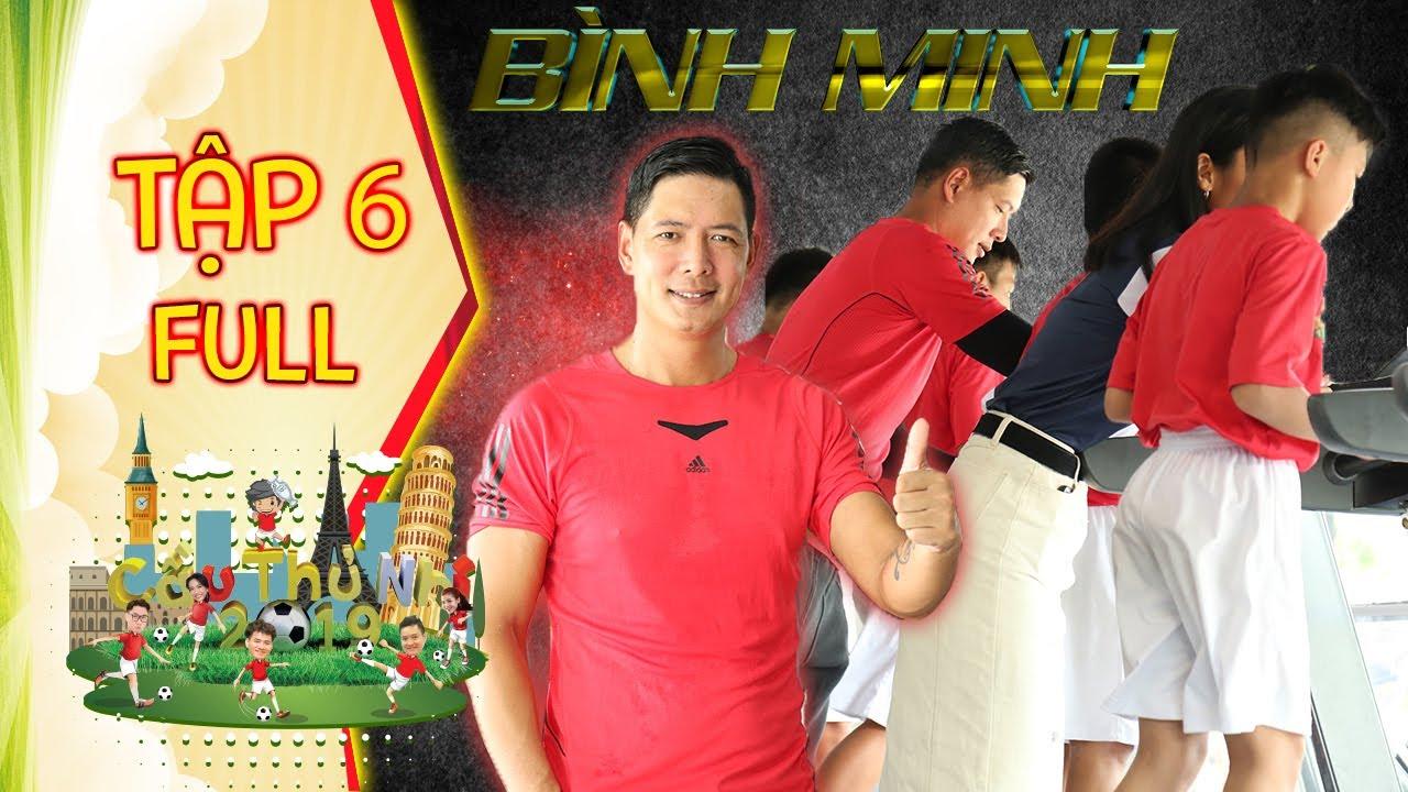 Bình Minh trở lại làm khách mời, thán phục niềm đam mê bóng đá ở các bé | Cầu Thủ Nhí 2019 | Tập 6