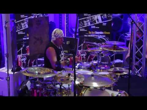 Robin Guy Natal Drum Clinic Part 3 at Nevada Music UK