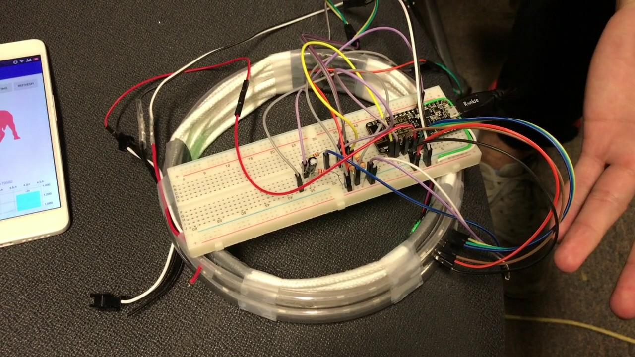 Columbia University EECS E4764 Fall '16: IoT – Intelligent