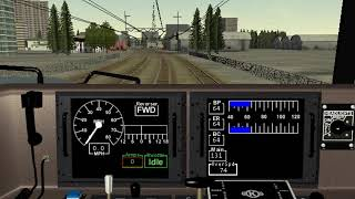 Microsoft Train Simulator - Tutorial 2: Diesel (Getting Started)