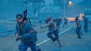 DAYS GONE   The Chemult Horde Boss Fight   No Commentary