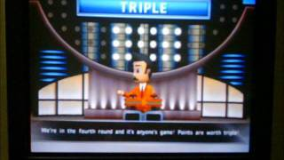 Family Feud 2012 Nintendo Wii Run Game 1