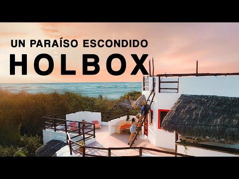 ¡UNA ISLA ÚNICA EN MÉXICO 🇲🇽! | ISLA HOLBOX 2021 🏝