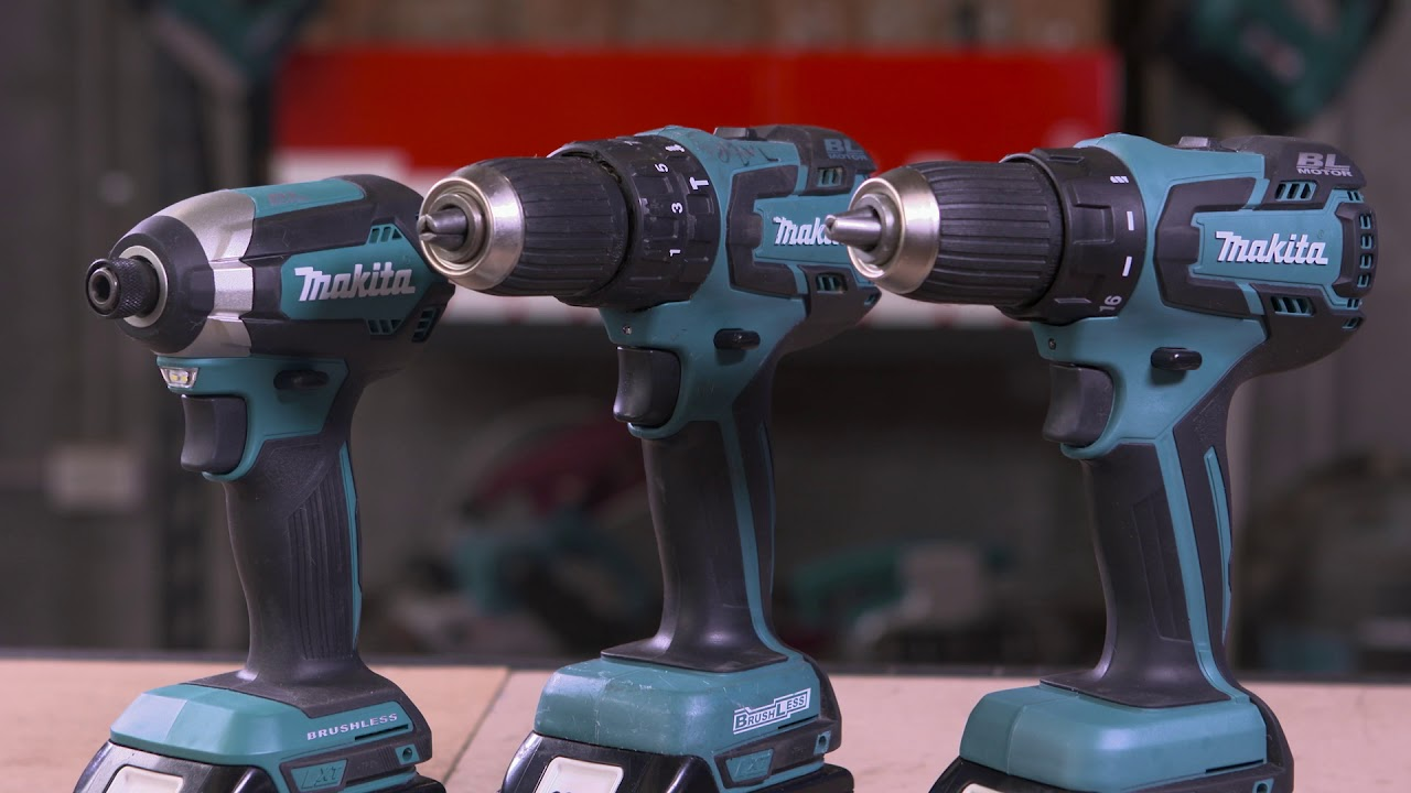 How To Pick the Right Cordless Drill with Makita