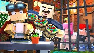 HOT CHOCOLATE HERO ?! | Minecraft Spies