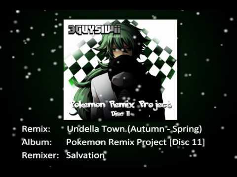 Pokemon Remix Project: Track 11.16 Undella Town (Autumn - Spring)