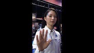 Robot cực kì xinh đẹp- Sáng tạo mới nhất từ Nhật Bản