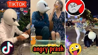 Angry prash in Tik tok | real life angry prash | trending tiktok video