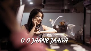 o o jaane jana dance choreography by shrikesh magar ft. Shravani solaskar