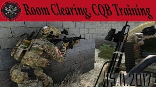 CQB Tactics and Room Clearing - Arma 3 4th Special Forces Group