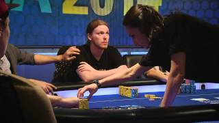 Европейский Покерный Тур 10. PCA. Главное событие. Эпизод 4/8